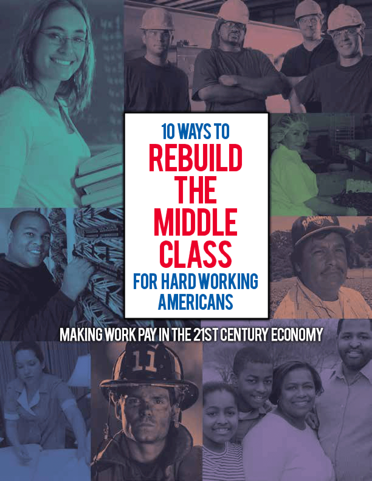 middle class and hard work Middle-class life bequeathed middle-class opportunities degree in hand, hanna began applying for jobs she landed one, as a library assistant in a tucson, arizona , public middle school.